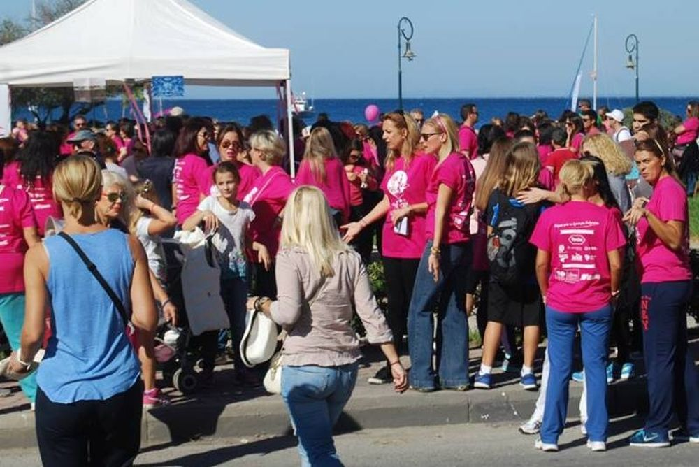 Απόλλωνας Πατρών: Στήριξε το «Pink the Port» (photos)