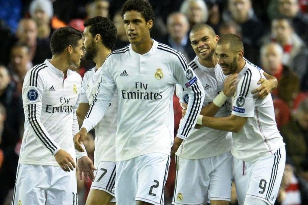 Λίβερπουλ – Ρεάλ Μαδρίτης 0-3 (video)