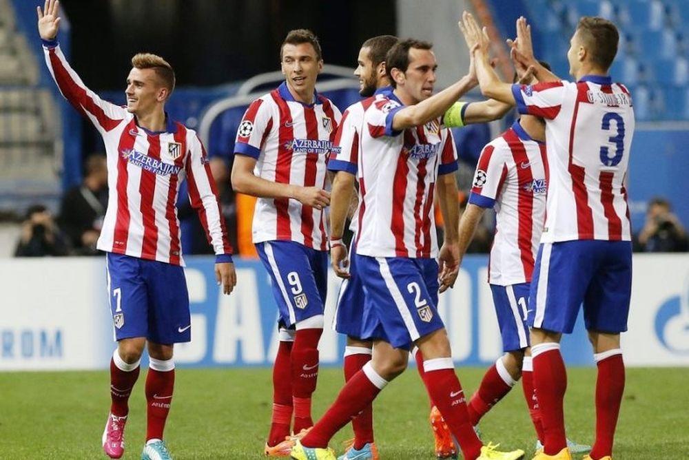 Ατλέτικο Μαδρίτης – Μάλμε 5-0 (video)