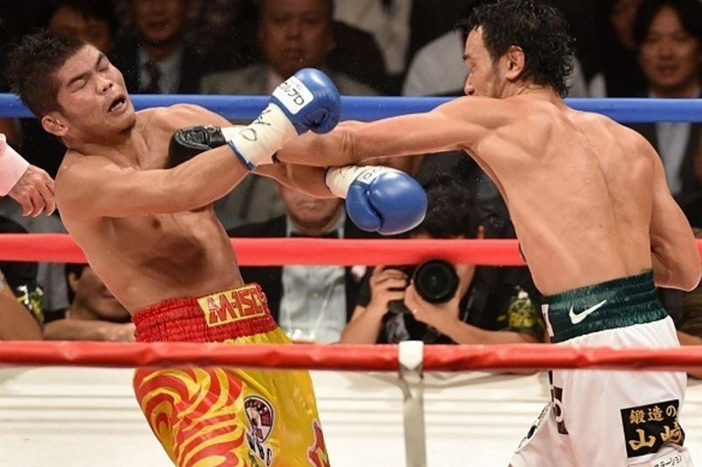 Μποξ: Αρκέστηκε σε απόφαση ο Yamanaka (video)