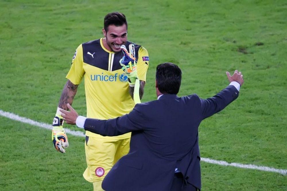 Μίτσελ: «Να πάει στην Εθνική ο Ρομπέρτο»