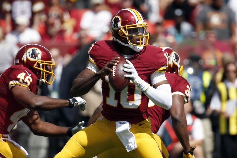 NFL: Ελπίδες για επιστροφή του Griffin III