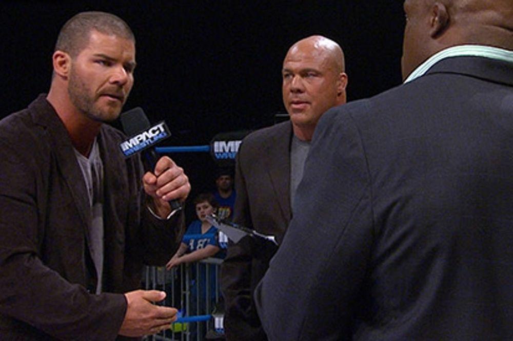 TNA Impact Wrestling: Έπεσαν υπογραφές με σφραγίδα του Angle (videos)