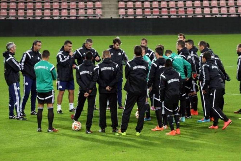 Παναθηναϊκός: Η ενδεκάδα με PSV