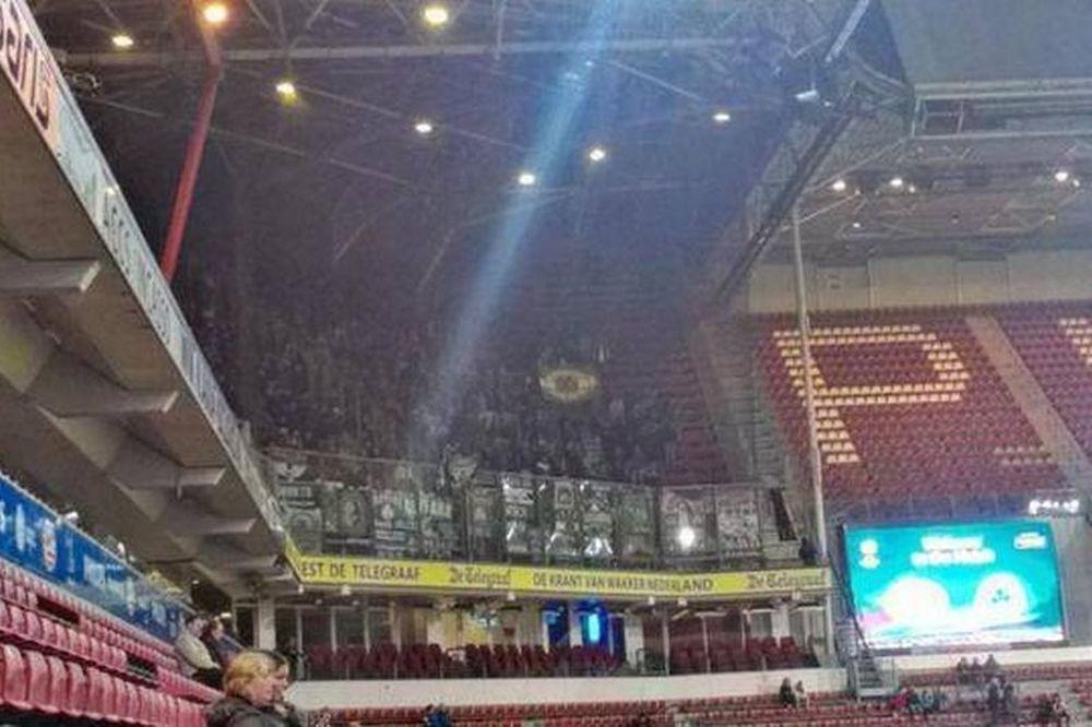 Παναθηναϊκός: «Πρασίνισε» το «Philips Stadion» (photos)