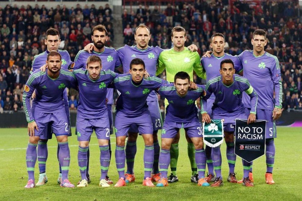 PSV Αϊντχόφεν – Παναθηναϊκός: Η κριτική των «πράσινων»