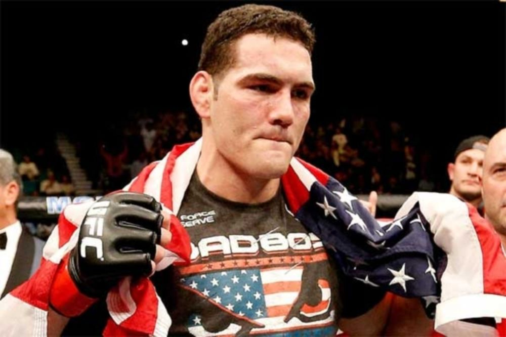 UFC 184: Πάνε Λος Άντζελες Weidman και Belfort, στη Βοστόνη ο Conor