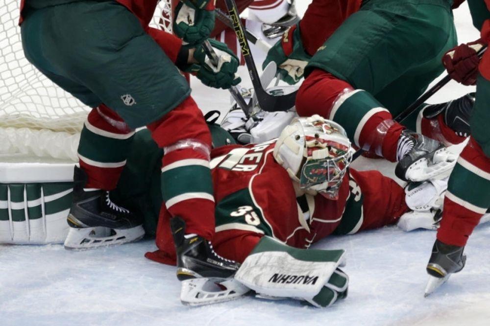 NHL: Τρίτο φετινό shutout για Darcy Kuemper (videos)
