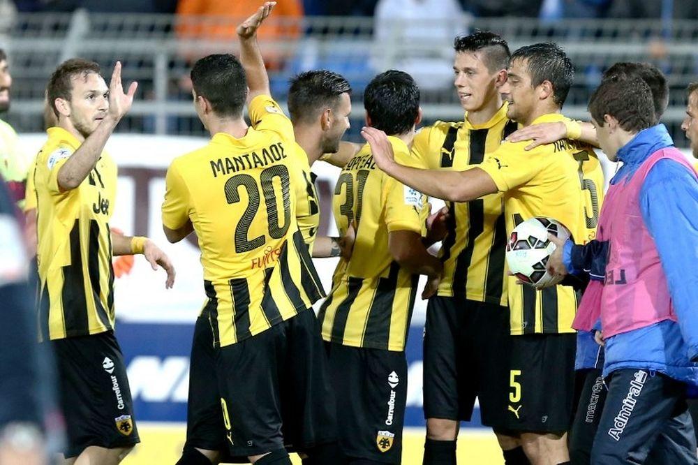 Χανιά – ΑΕΚ 0-2: Τα γκολ του αγώνα (video)