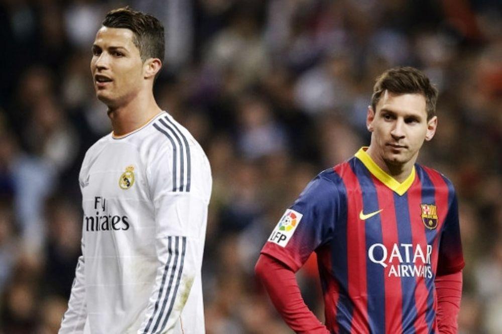 Ρεάλ Μαδρίτης – Μπαρτσελόνα: Η «μάχη» Ρονάλντο – Μέσι (video)