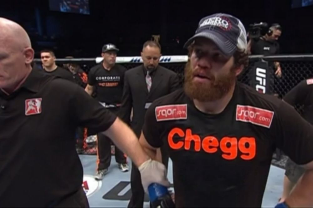 UFC 182: Επίμονος Nate Marquardt στο Λας Βέγκας