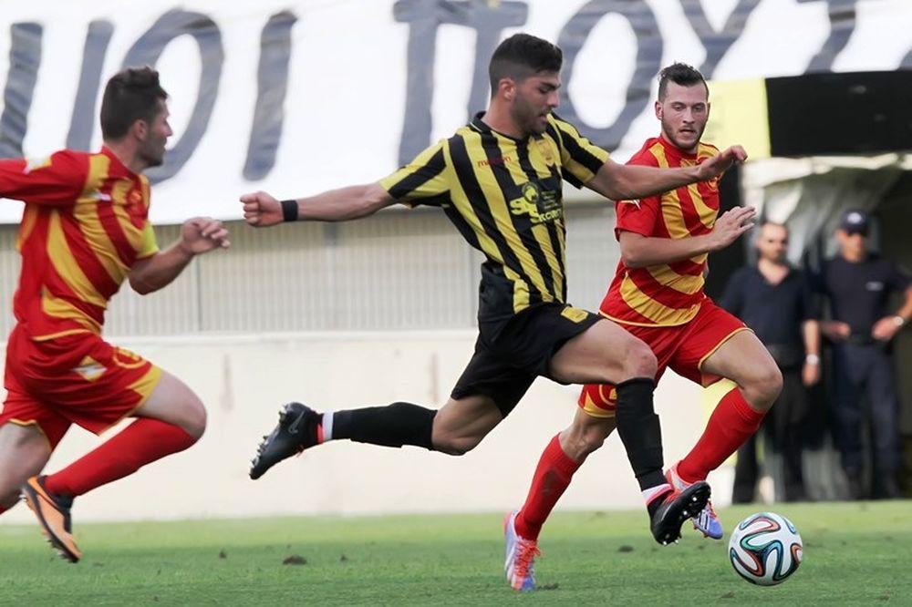 Κύπελλο Γ' Εθνικής – 1ος όμιλος: Στη μάχη Άρης και Καστοριά