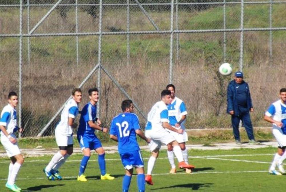 ΠΑΣ Γιάννινα-Καλλονή 2-1 (Κ20)