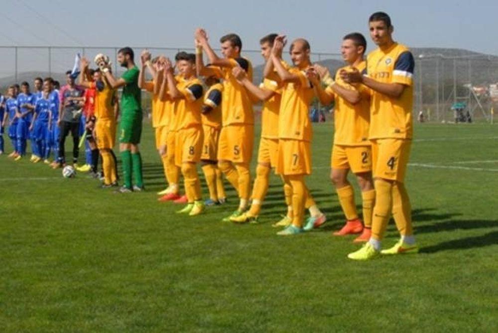 ΟΦΗ – Αστέρας Τρίπολης 1-1 (Κ20)