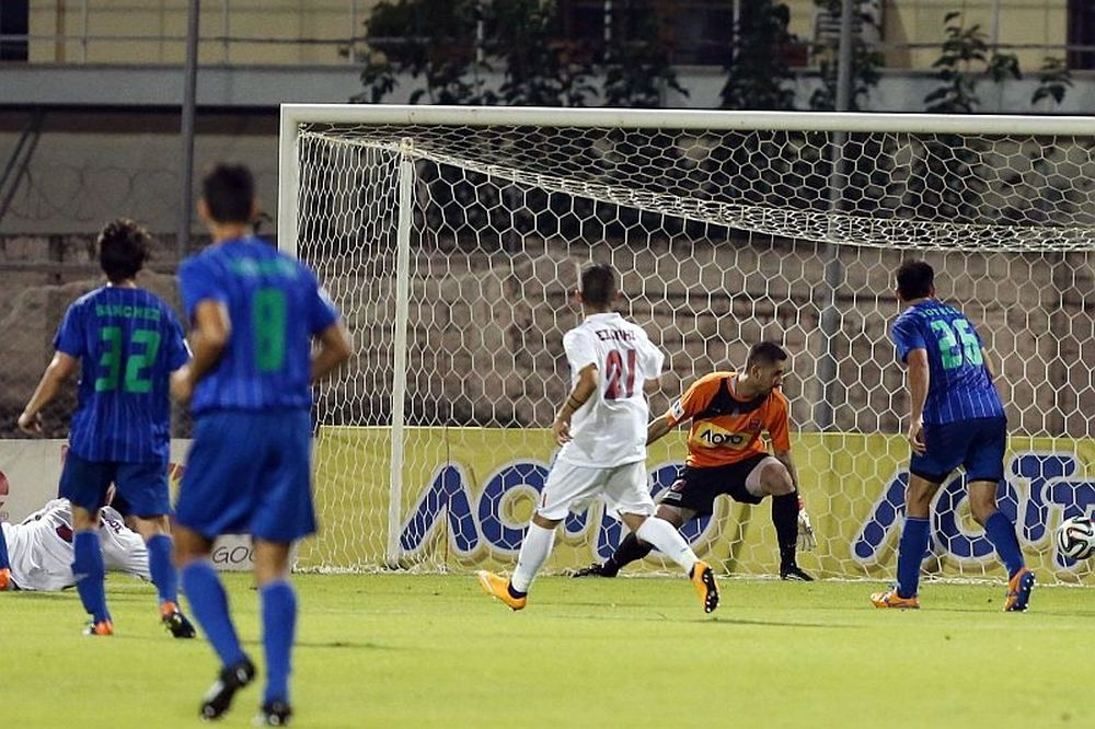 Λεβαδειακός – Πανιώνιος 1-0: Το γκολ του αγώνα (video)