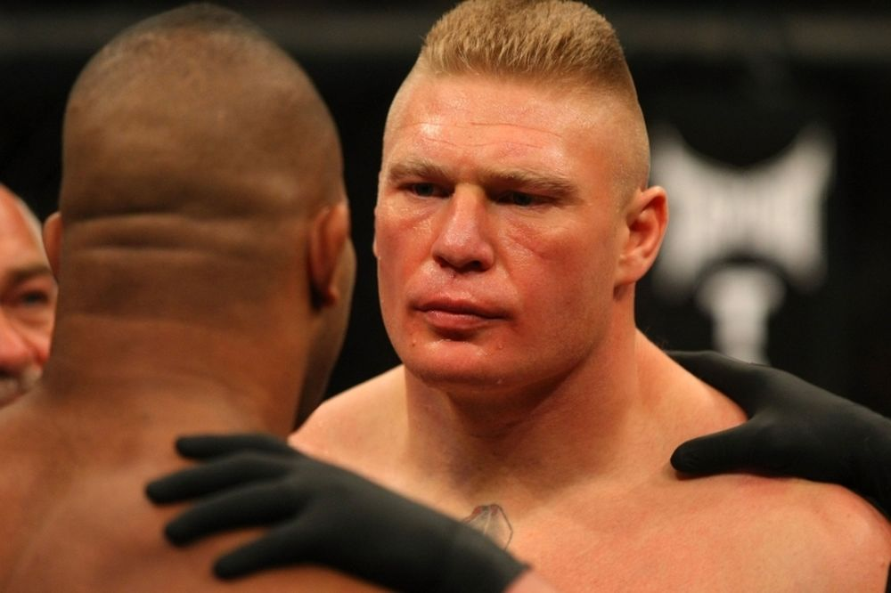 UFC: Επιστροφή στο μέλλον με Lesnar και St. Pierre