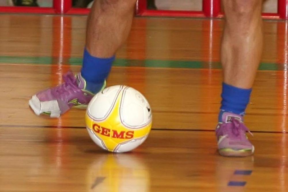 Εθνική Ποδοσφαίρου Σάλας: Ήττα από τη Σλοβενία