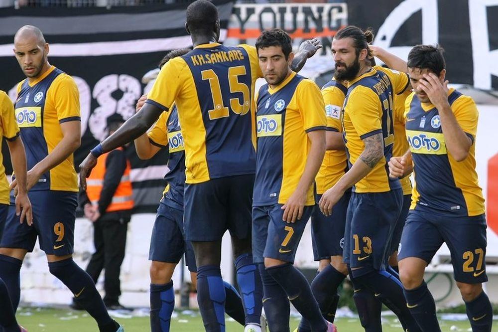 ΟΦΗ-Αστέρας Τρίπολης 2-3 (photos)