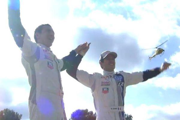 WRC: Παγκόσμιος πρωταθλητής ο Οζιέ (photos+videos)