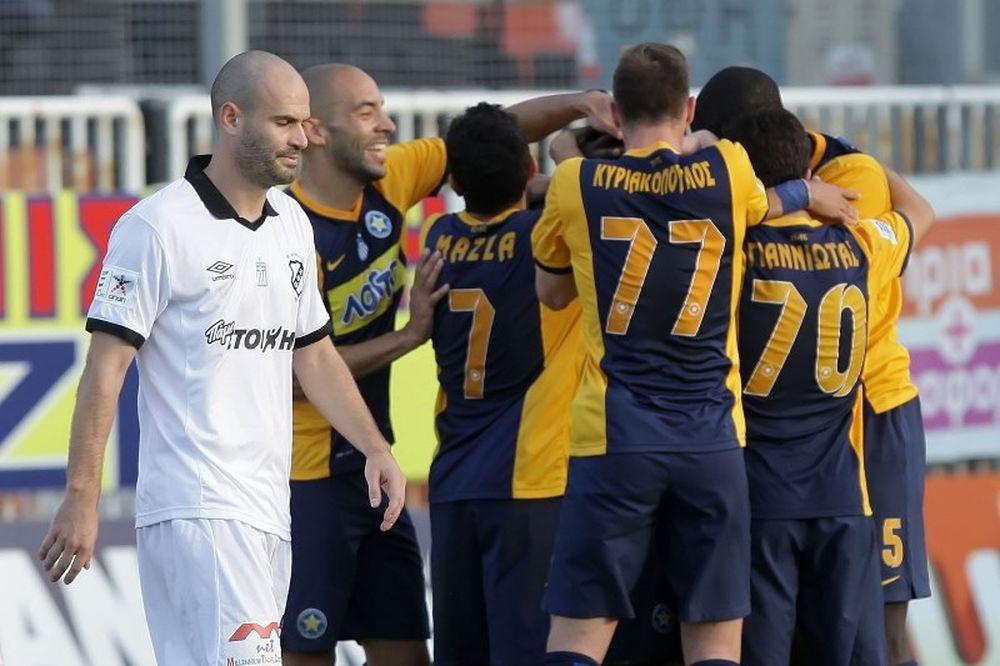 ΟΦΗ - Αστέρας Τρίπολης 2-3: Τα γκολ του αγώνα (video)