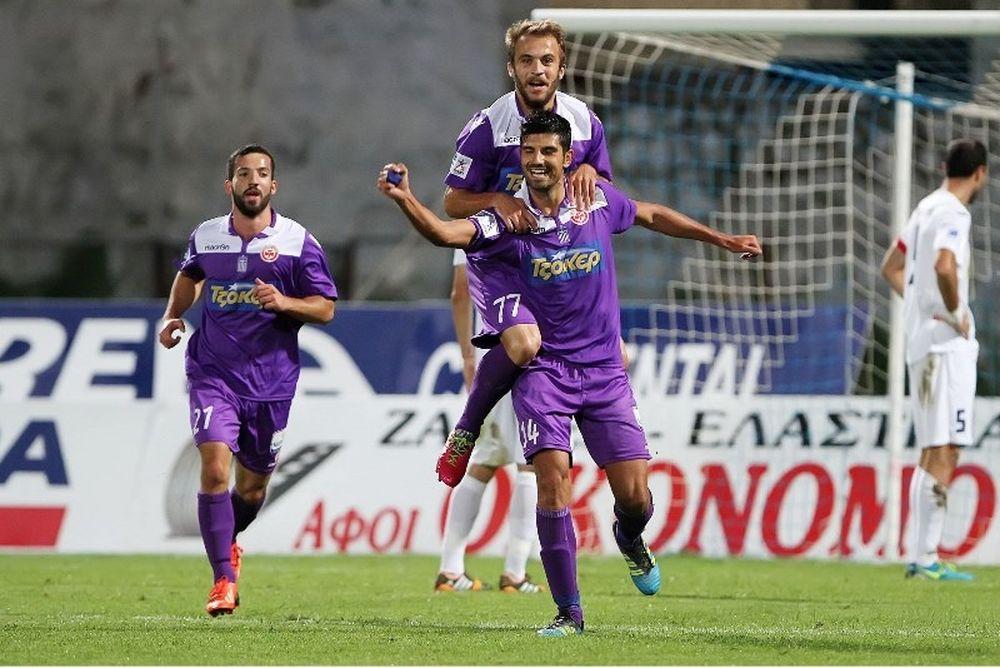 Κέρκυρα - Πλατανιάς 1-2: Τα γκολ του αγώνα (video)