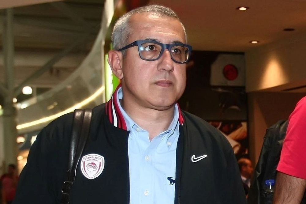 Σταυρόπουλος: «Οικογενειακός χαρακτήρας στο ΣΕΦ»