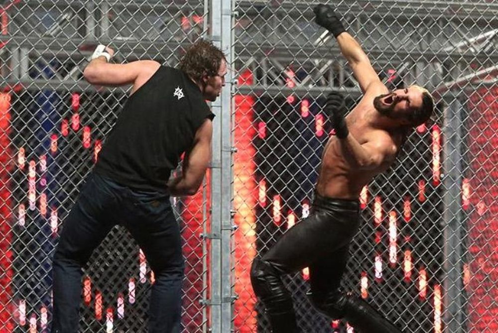 Hell in a Cell: Φάντασμα ο… Bray Wyatt (videos+photos)