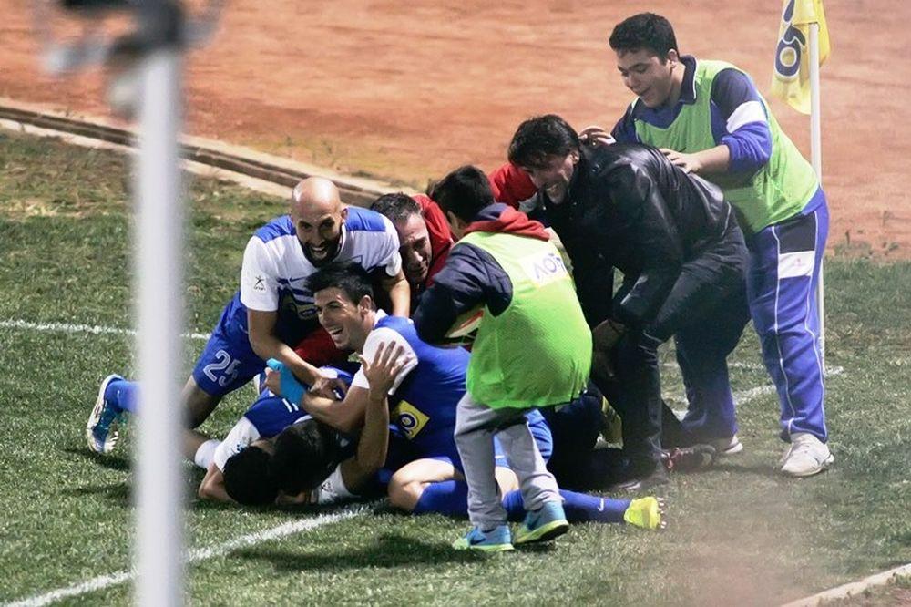 Λαμία – Λάρισα 1-0: Το γκολ και οι φάσεις του αγώνα (video)