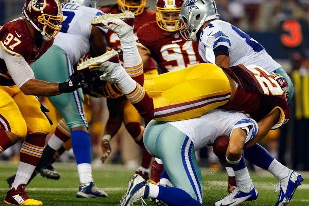 NFL: Στην παράταση έχασαν οι Καουμπόις και ο Romo (videos)