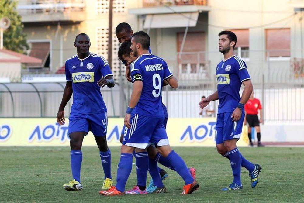 Καλλονή: Με 19 ποδοσφαιριστές στην Τρίπολη