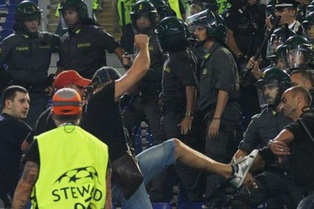 ΤΣΣΚΑ Μόσχας: Μειώθηκε η ποινή από την UEFA