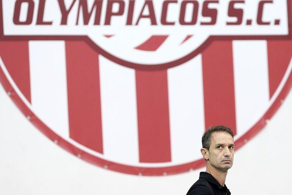 Νικολάκης: «Ο σοβαρός Ολυμπιακός δεν έχει πρόβλημα με Ηρακλή»