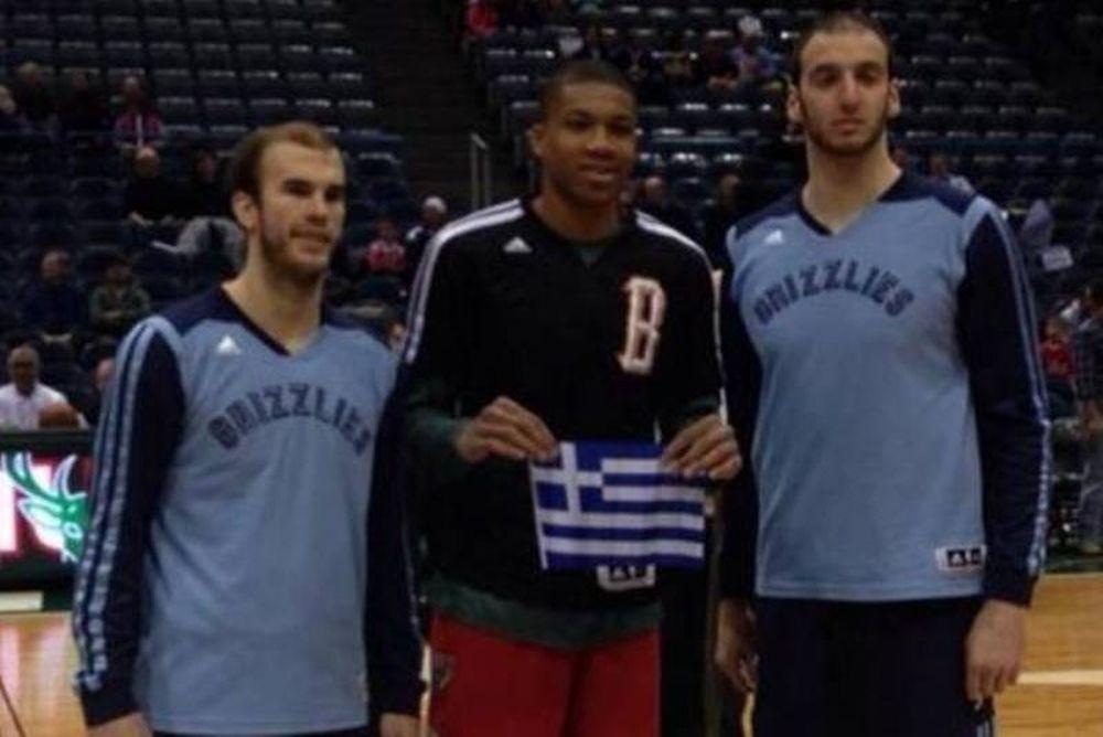 Ζήσης: «Καλή επιτυχία στους NBAers» (photos)