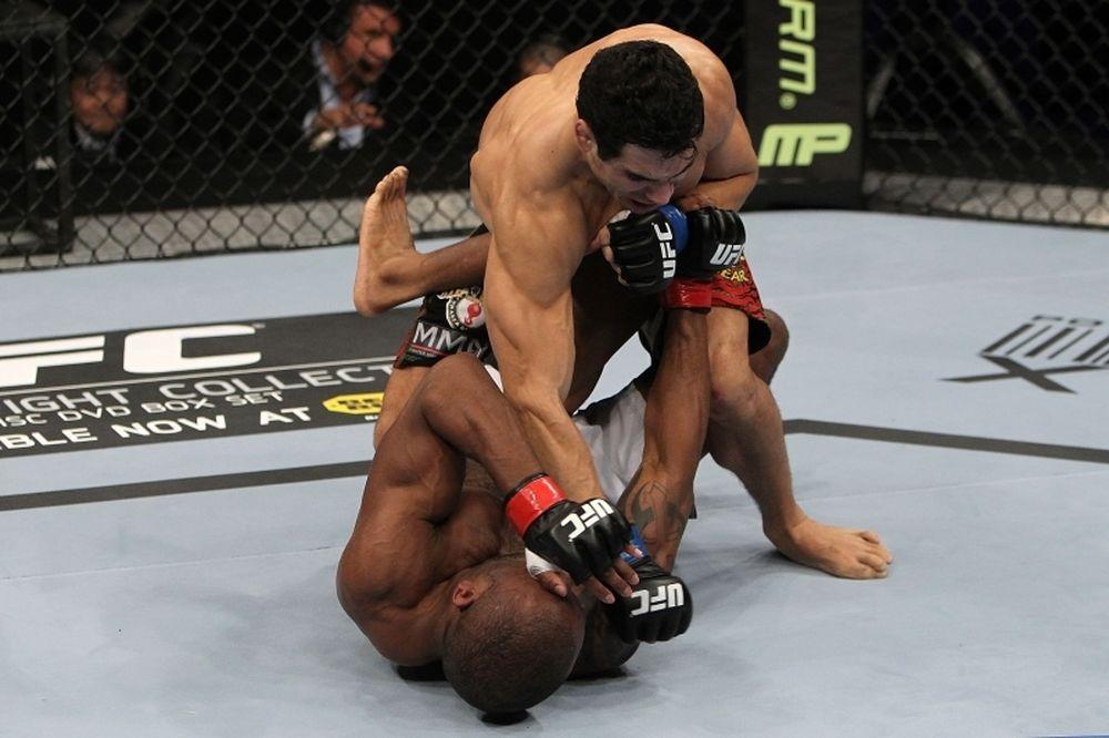 UFC 182: Καθυστέρηση με «Castillo vs Khabilov»