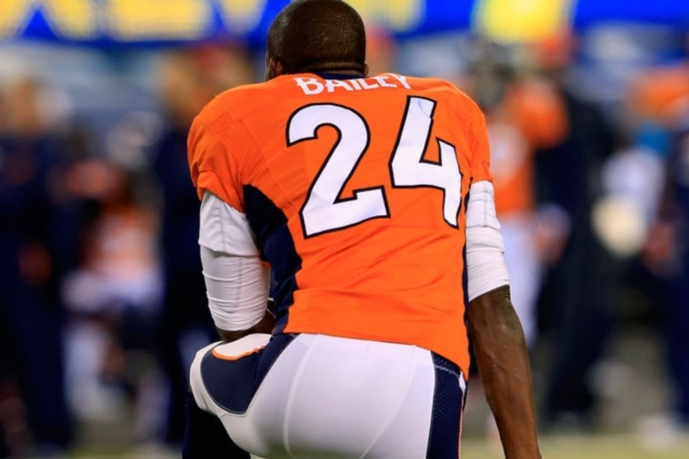 NFL: Αποσύρθηκε ο Champ Bailey