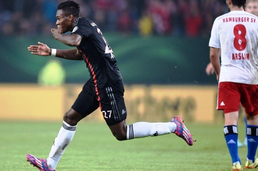 Εύκολα η Μπάγερν, 3-1 το Αμβούργο (video)