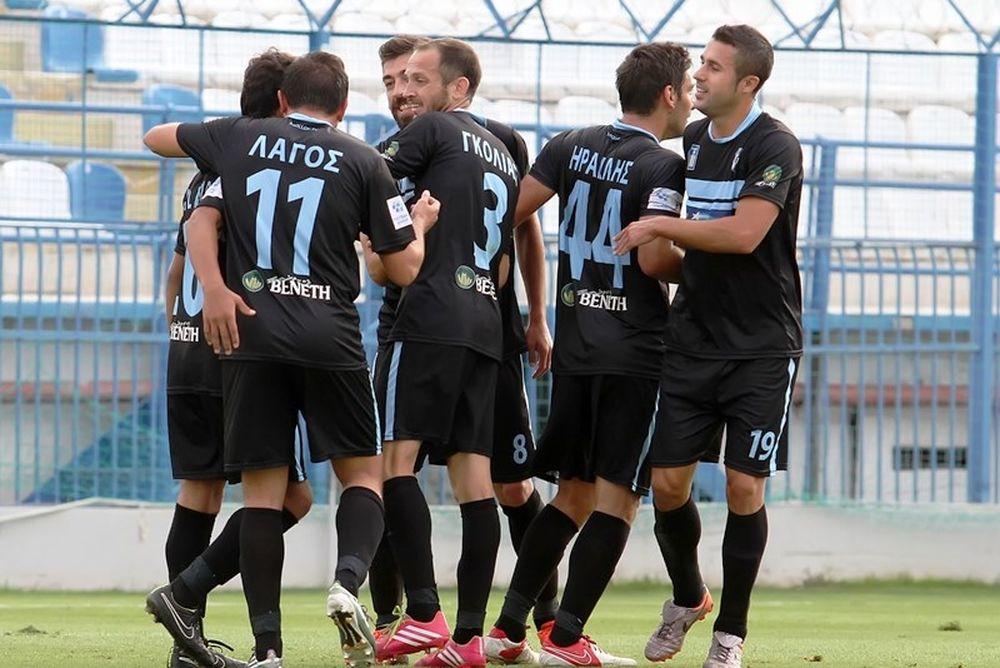 ΑΕ Ερμιονίδας - Απόλλων Σμύρνης 0-1: Το γκολ του αγώνα (video)
