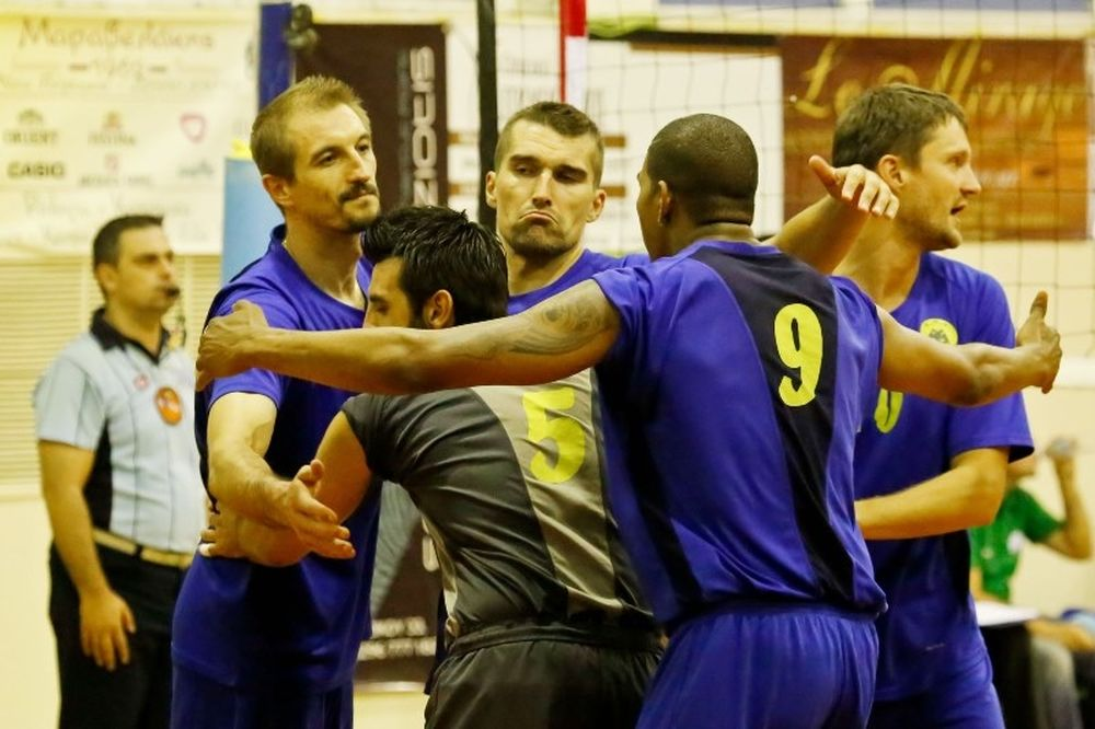 Volleyleague: Στην TV Παναθηναϊκός και ΑΕΚ