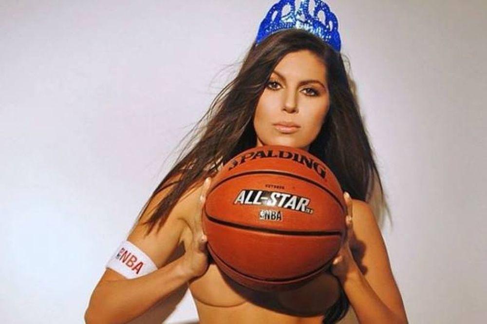 NBA: Σέξι... υποδοχή η «καυτή» Τεράν (photos)