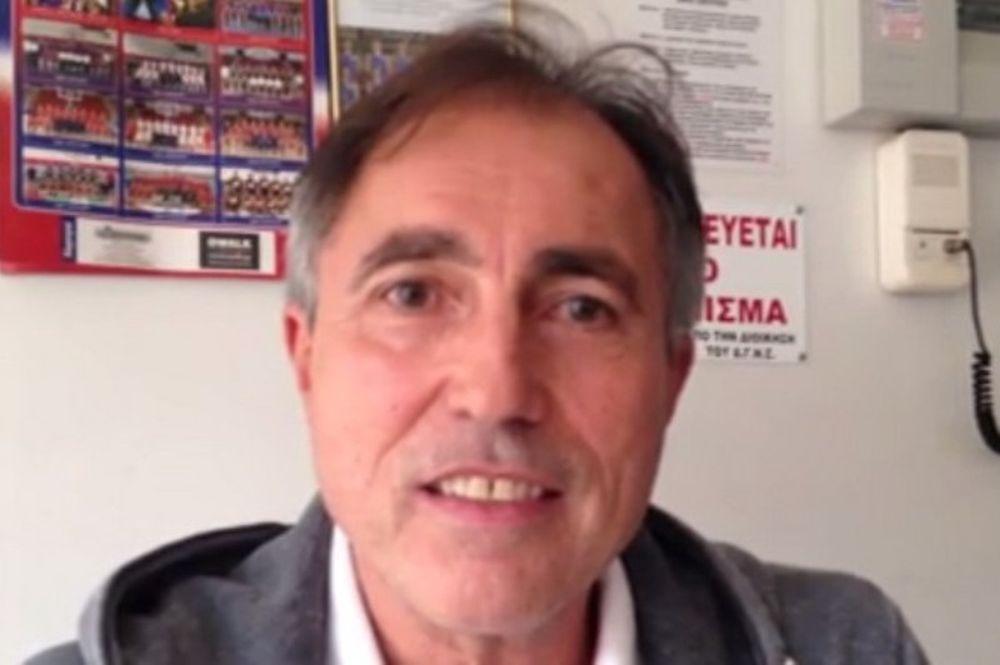 Αλεξανδρής: «Νέα εικόνα με Ρέθυμνο»