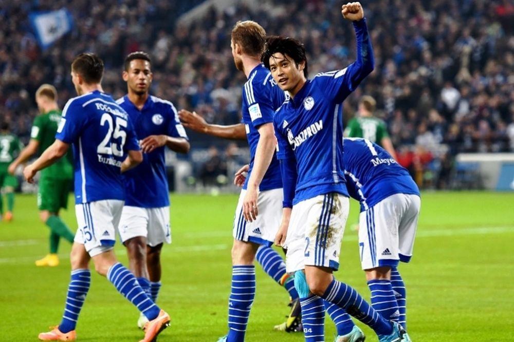 Επιστροφή στις νίκες για Σάλκε, 1-0 την Άουγκσμπουργκ (video)
