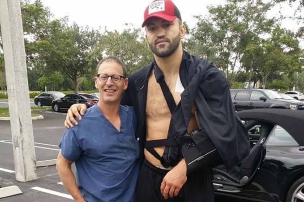 UFC: «Νυστέρι» για Arlovski, πρόοδος για Condit