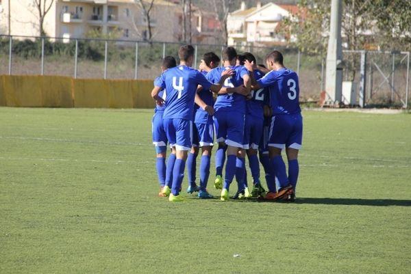ΑΕΛ Καλλονής – Λεβαδειακός 1-0 (Κ20)