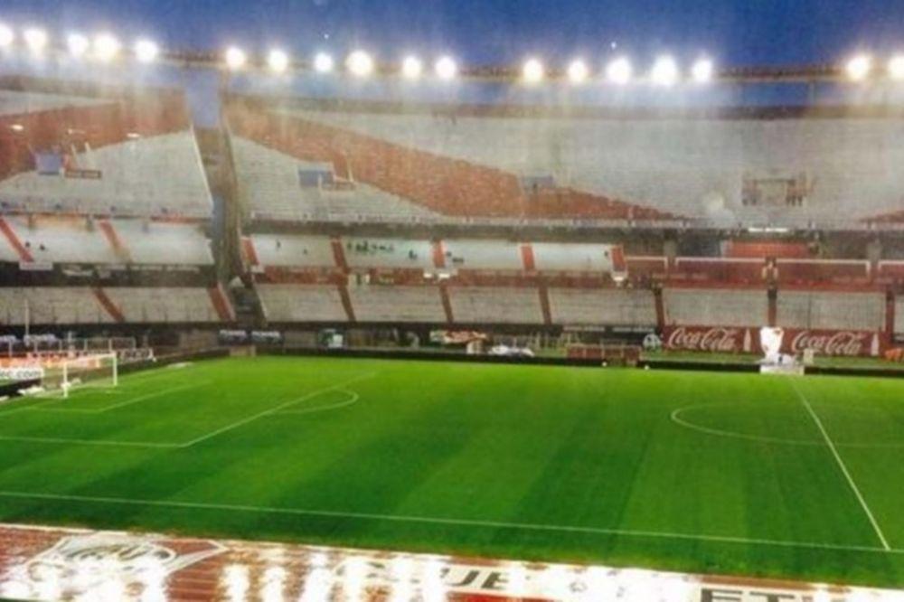 Αργεντινή: Τέσσερις αναβολές λόγω βροχής…