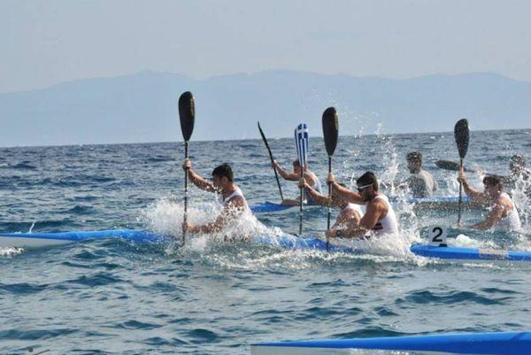 Τσάκωνας: «Τεράστια η επιτυχία του Καγιάκ Greece» (photos)