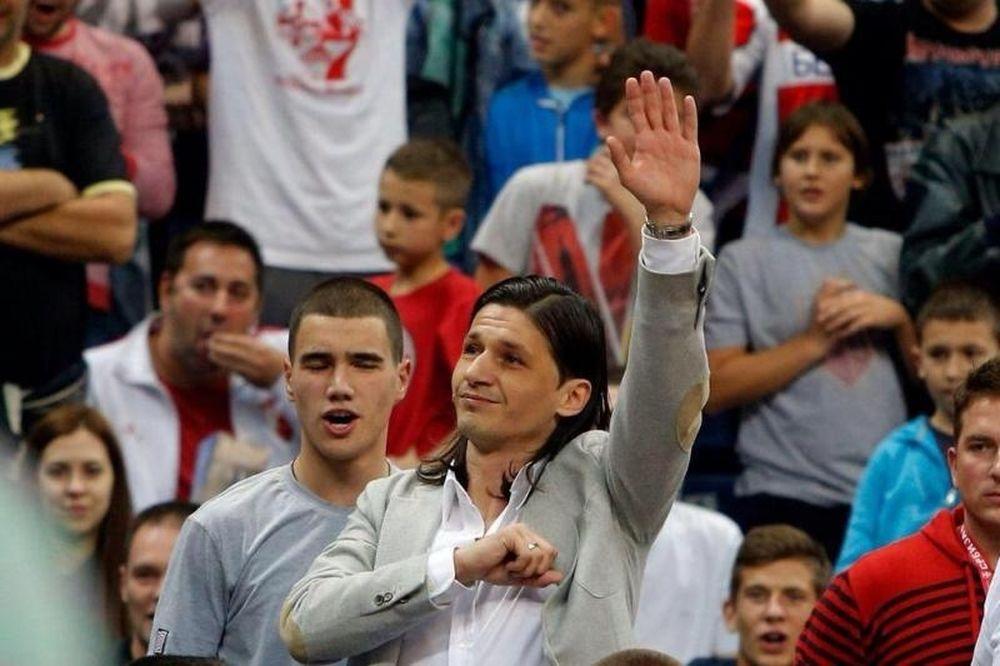 Ολυμπιακός: Αποθέωση για Πάντελιτς (video+photos)