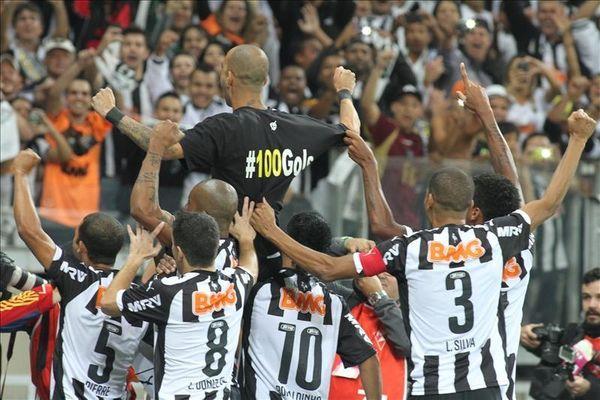 Brasileiro: «Άλμα» για Ατλέτικο Μινέιρο (videos)