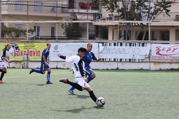 Α' Γυναικών Ποδοσφαίρου: «Χέρι - χέρι» ΠΑΟΚ και Χανιά