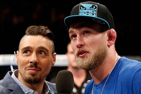 UFC on FOX 14: Λύση για Gustafsson, Mousasi με «Hendo»!