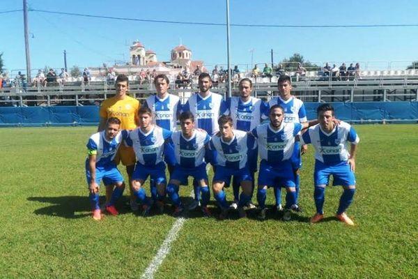 ΠΑΣ Γιάννινα-Λεβαδειακός 2-0 (Κ20)